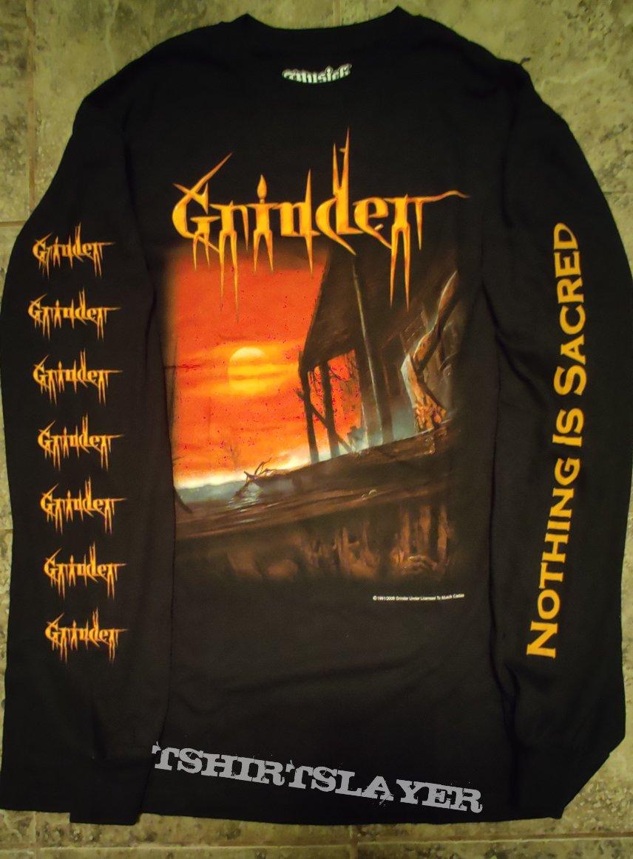 Official Grinder Longsleeve