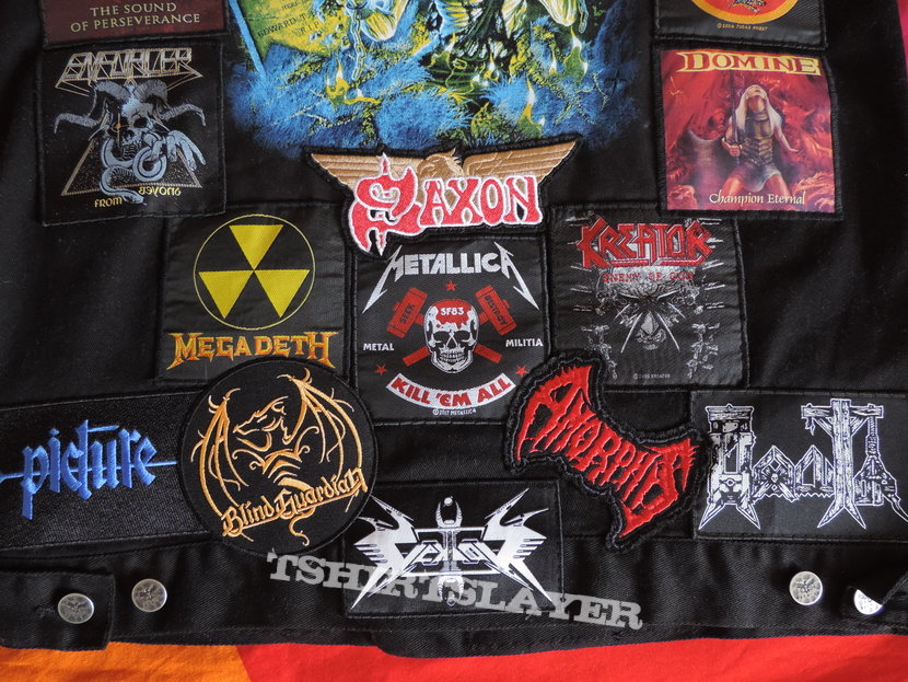 Stormbringer, the black jacket!