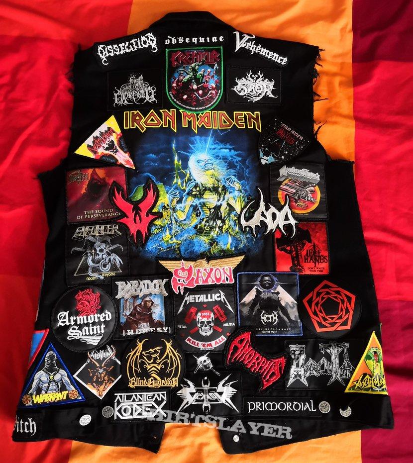 Stormbringer, the black jacket! Mk II