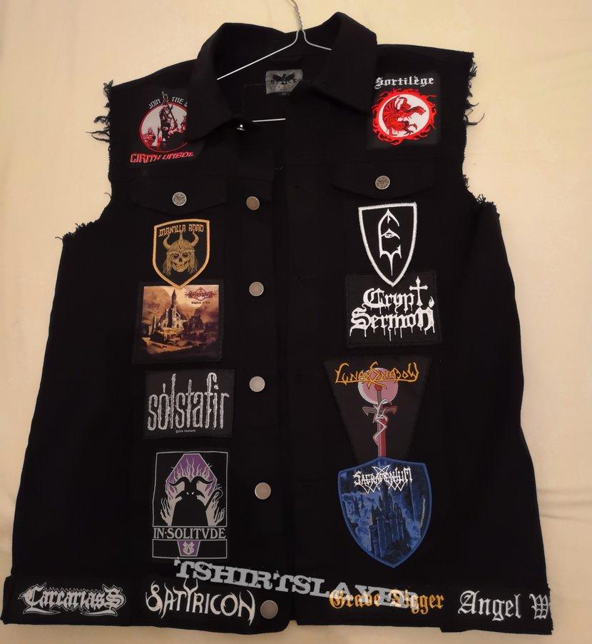 Stormbringer, the black jacket! Mk II (work in progress)