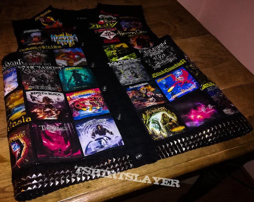 Power/Melodic Metal Battle Jacket