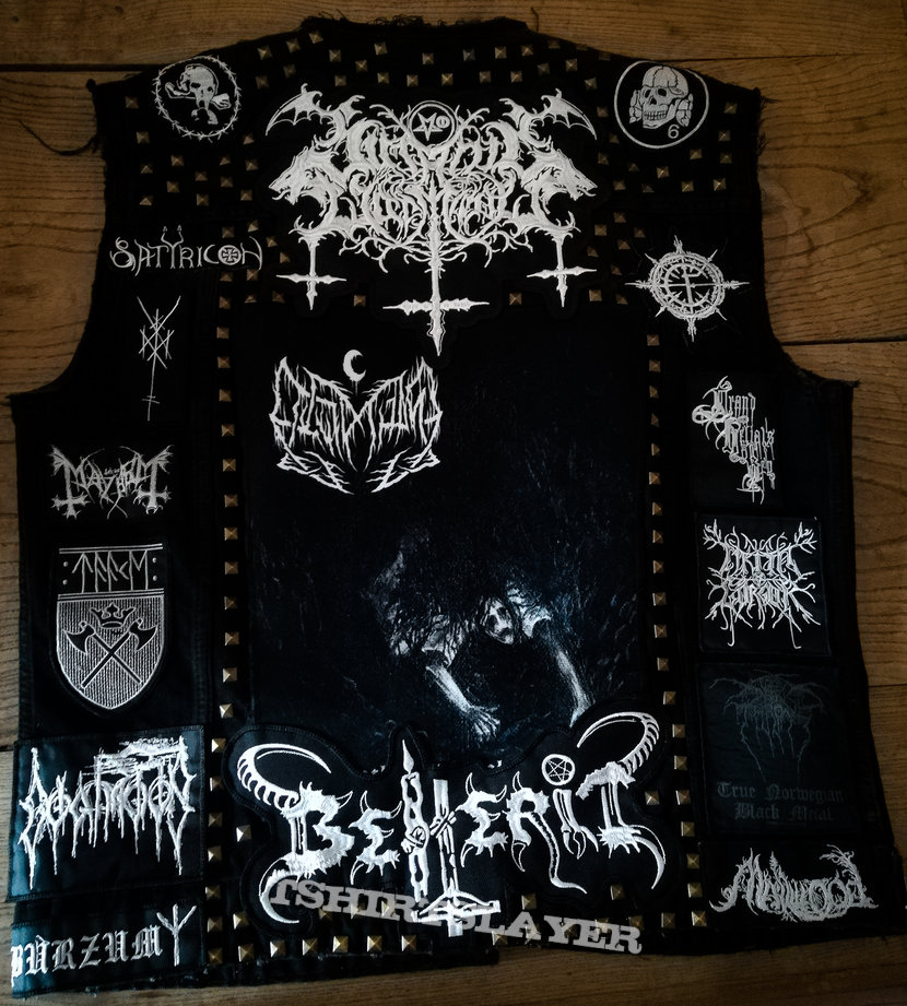 Black Metal Jacket