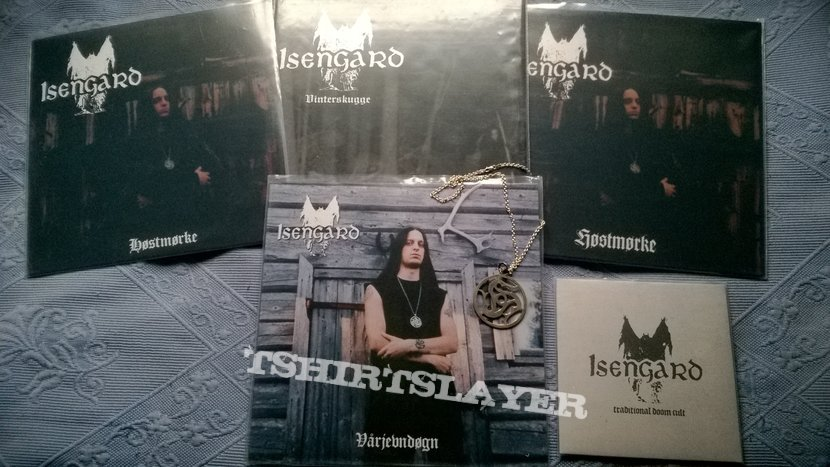 Isengard - Vinyls  Collection