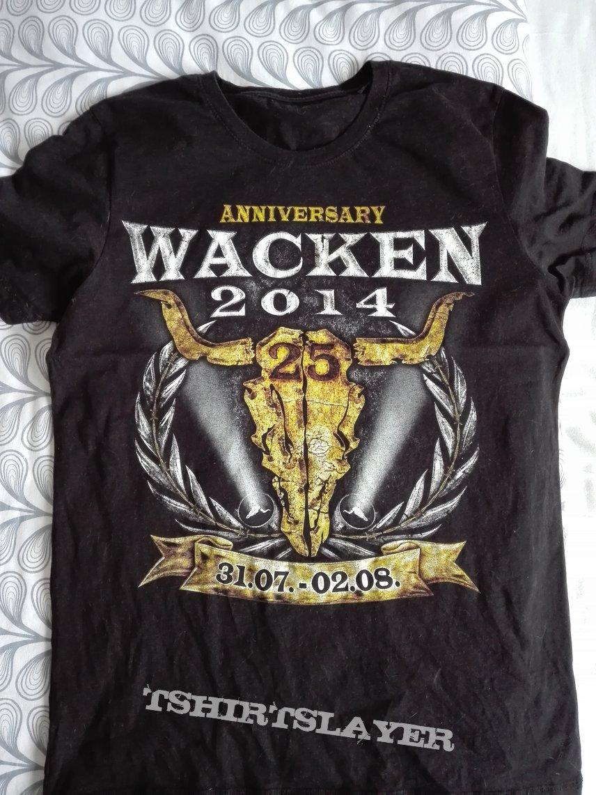 Wacken 2014 - 25th Anniversary
