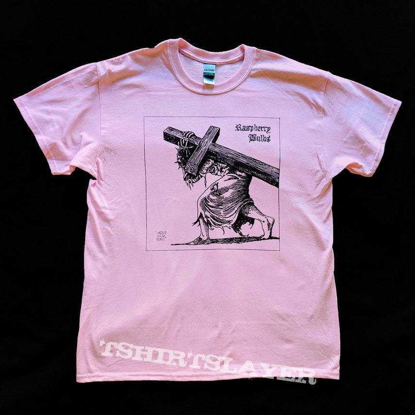 """Raspberry Bulbs """"Nature Tries Again"""" T-shirt"""
