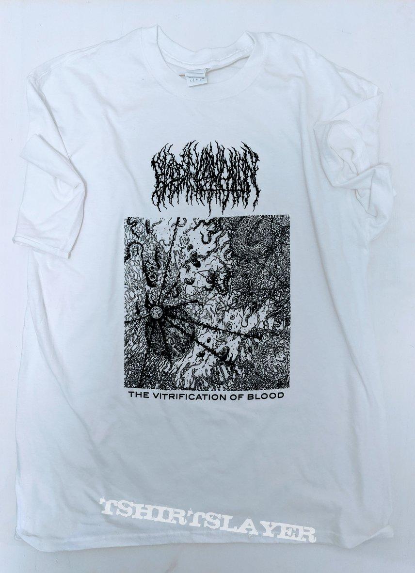 Blood Incantation T-shirt, Vitrification of Blood