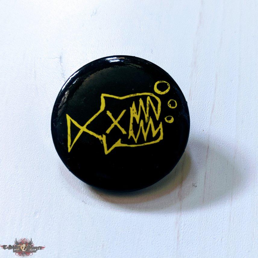 Flipper button (black)