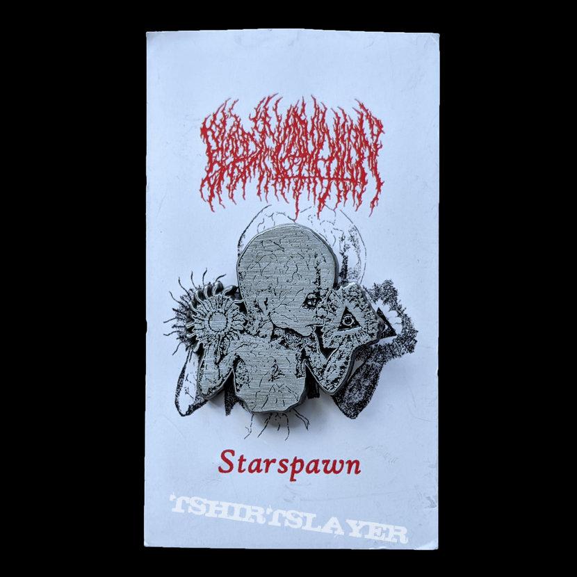 Blood Incantation Starspawn Pin