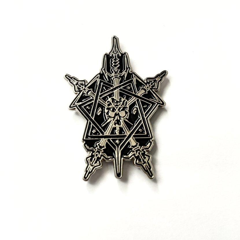 Celtic Frost Enamel Pin