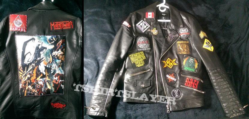 Leather Battle Jacket 1.5 (Party Jacket)