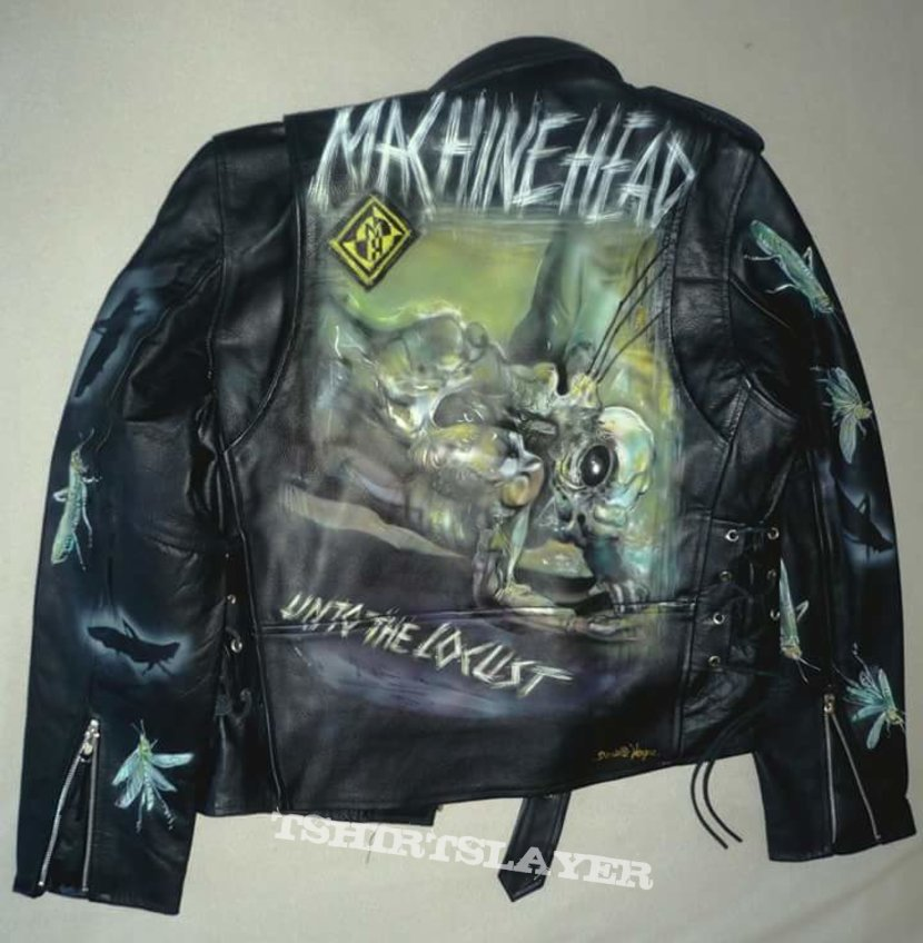 Machine Head jacket