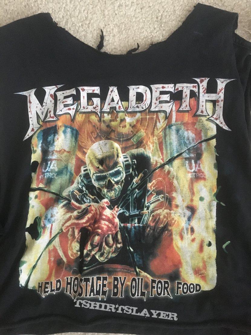 Small Megadeth Tank