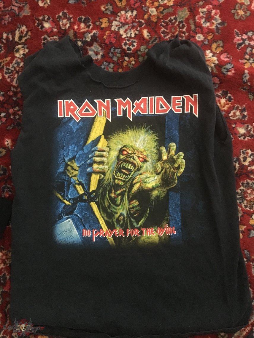 Iron Maiden tank
