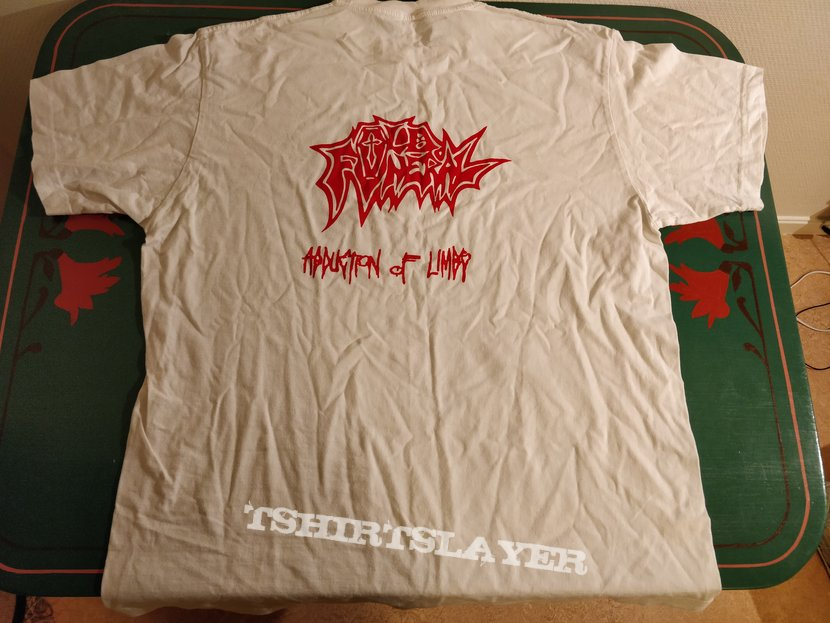 Old funeral tshirt