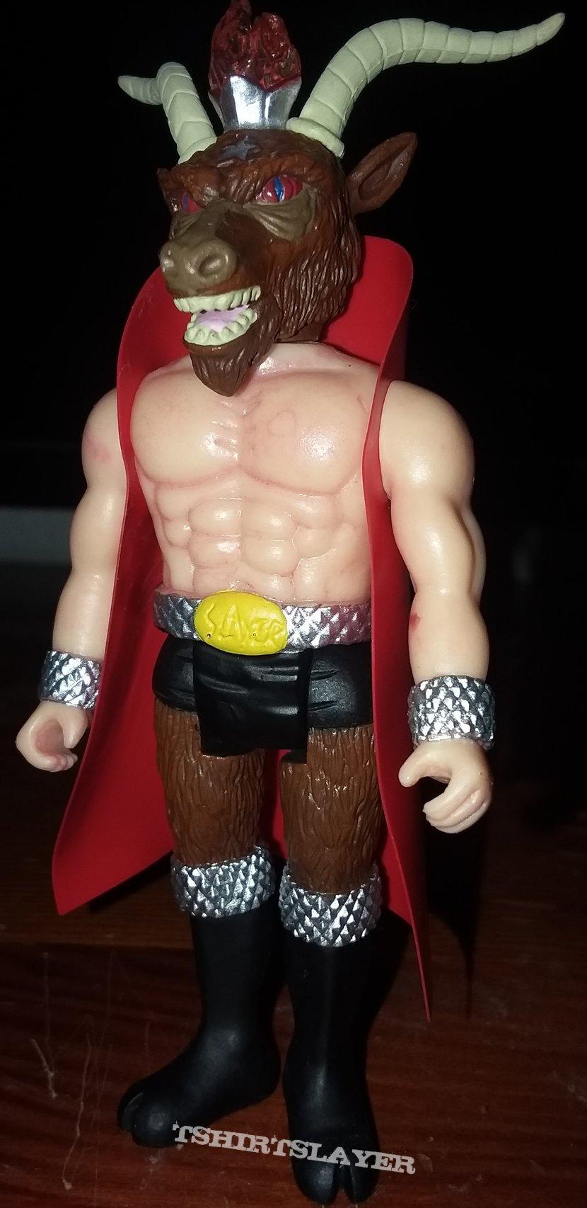 Slayer - Show No Mercy action figure