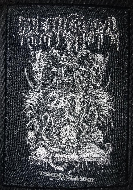 Fleshcrawl - Soulskinner patch