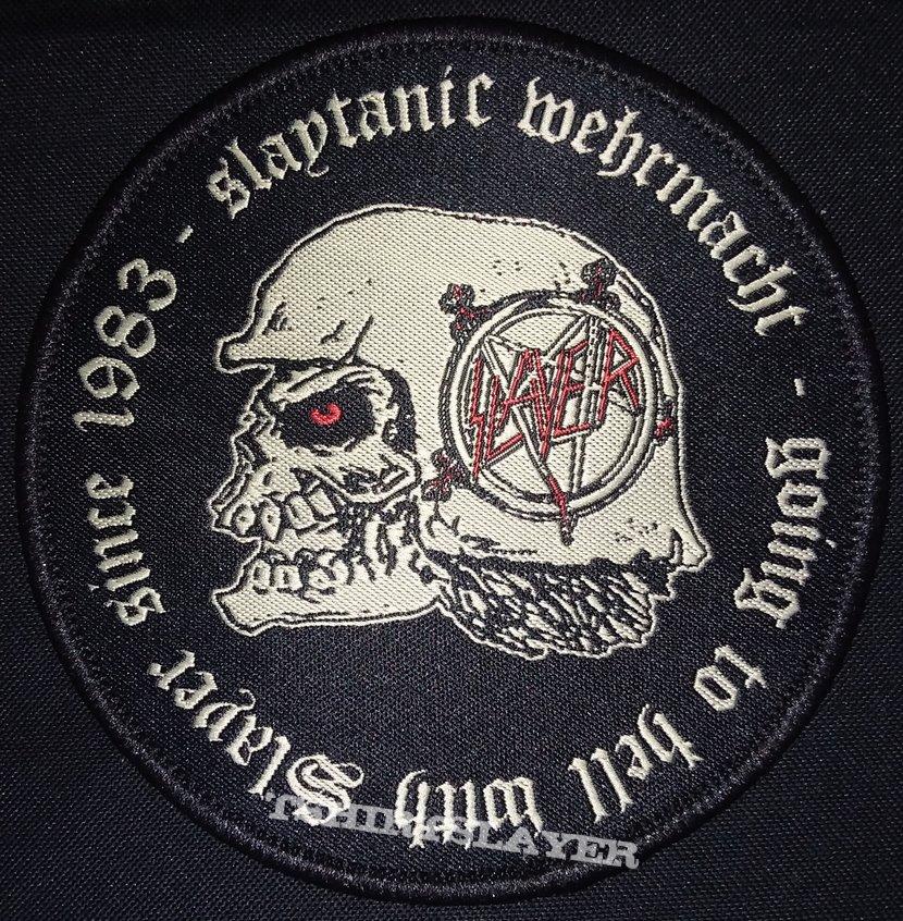 Slaytanic Wehrmacht VIP patch