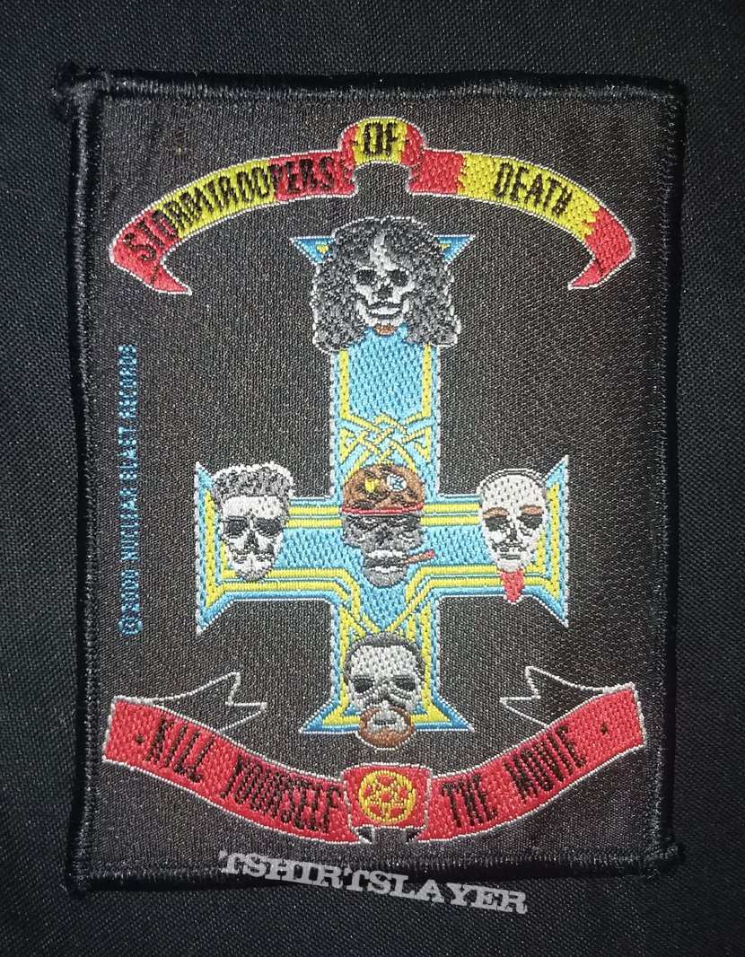 S.O.D. - Kill Yourself - The Movie patch