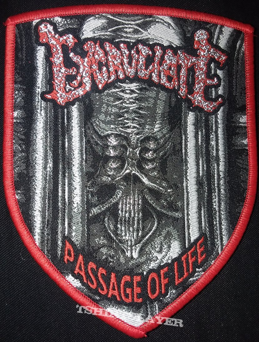 Excruciate - Passage of Life patch