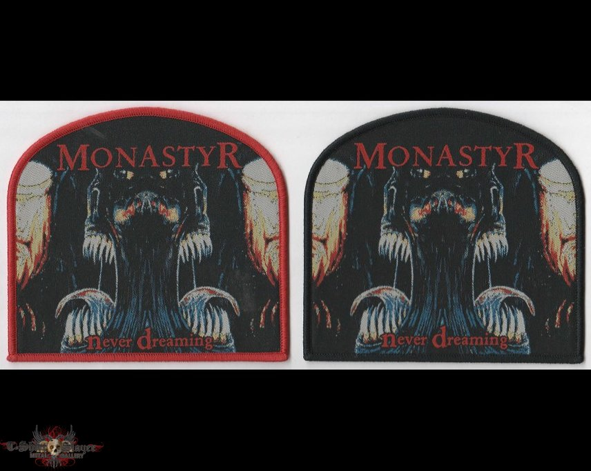 Monastyr - Never Dreaming patches