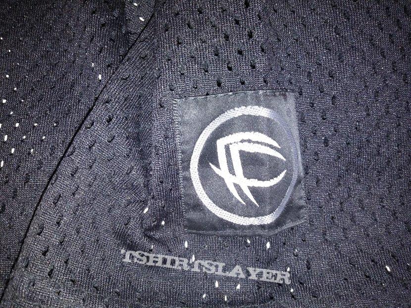 Fear Factory 1995 Hockey Shirt