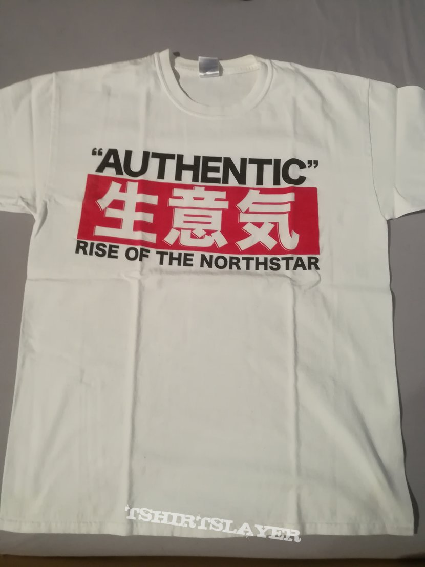 "Rise Of The Northstar ""Authentic"" White T-Shirt"