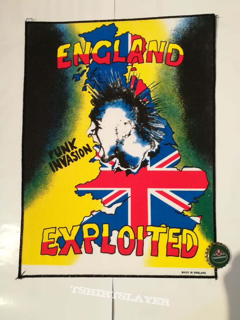 """The Exploited """"Britain"""" Backpatch"""