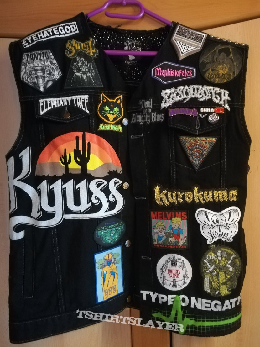 Doom, Stoner, etc. Battle Jacket, Kutte