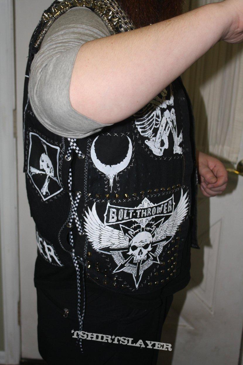 DIY vest