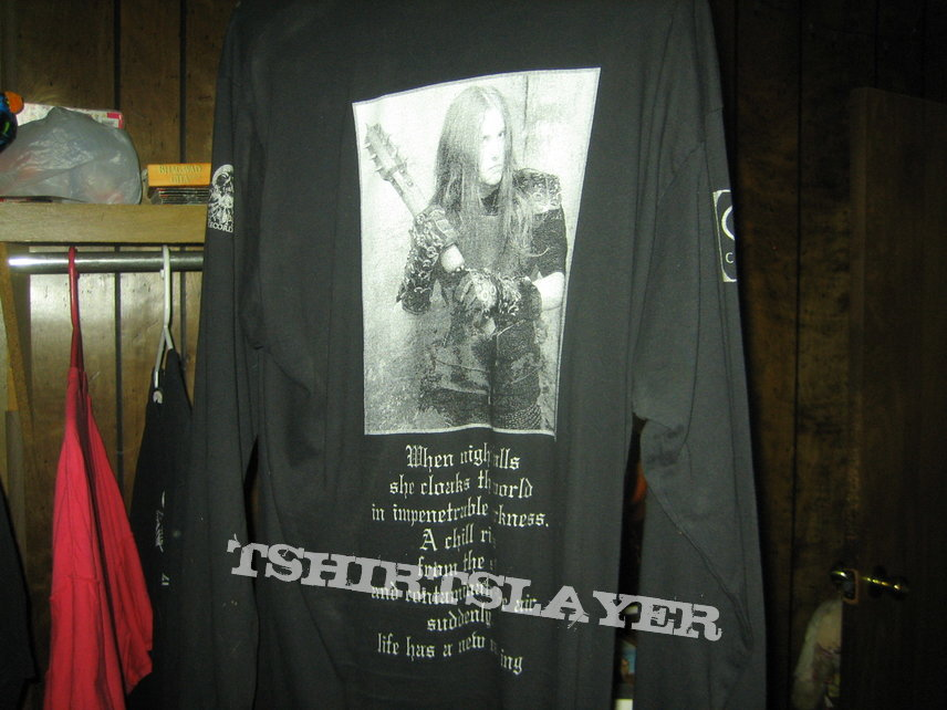 Burzum XL Long Sleeve