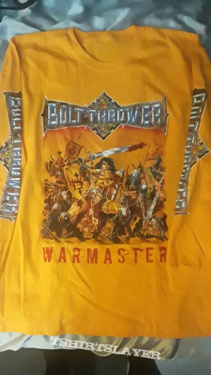 Bolt Thrower War Master Long Sleeve