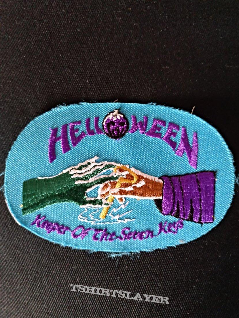 Helloween - Keeper Of The Seven Keys Patch