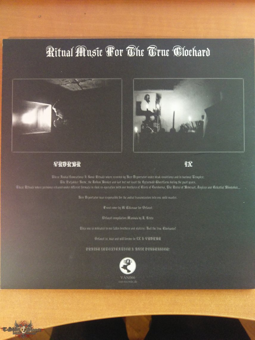 Urfaust - Rituel music for the true clochard