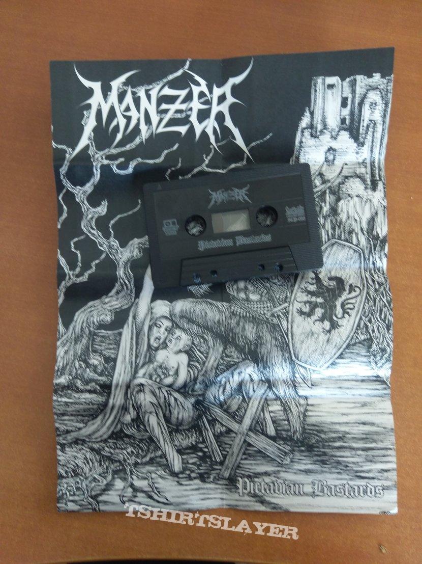 Manzer - PIctavian Bastards tape