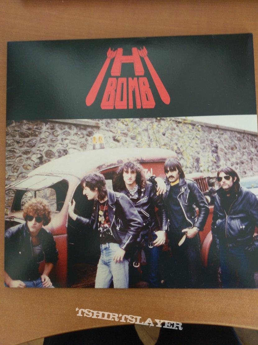H-Bomb - Massacre LP