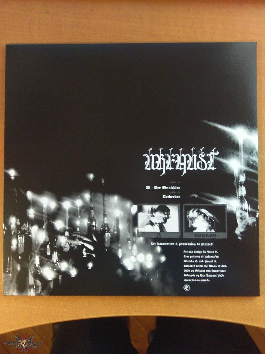 Urfaust - Einsiedler LP