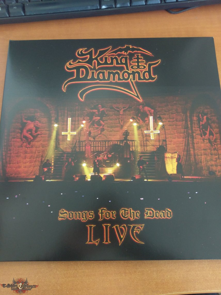 King Diamond - Song for the deads live