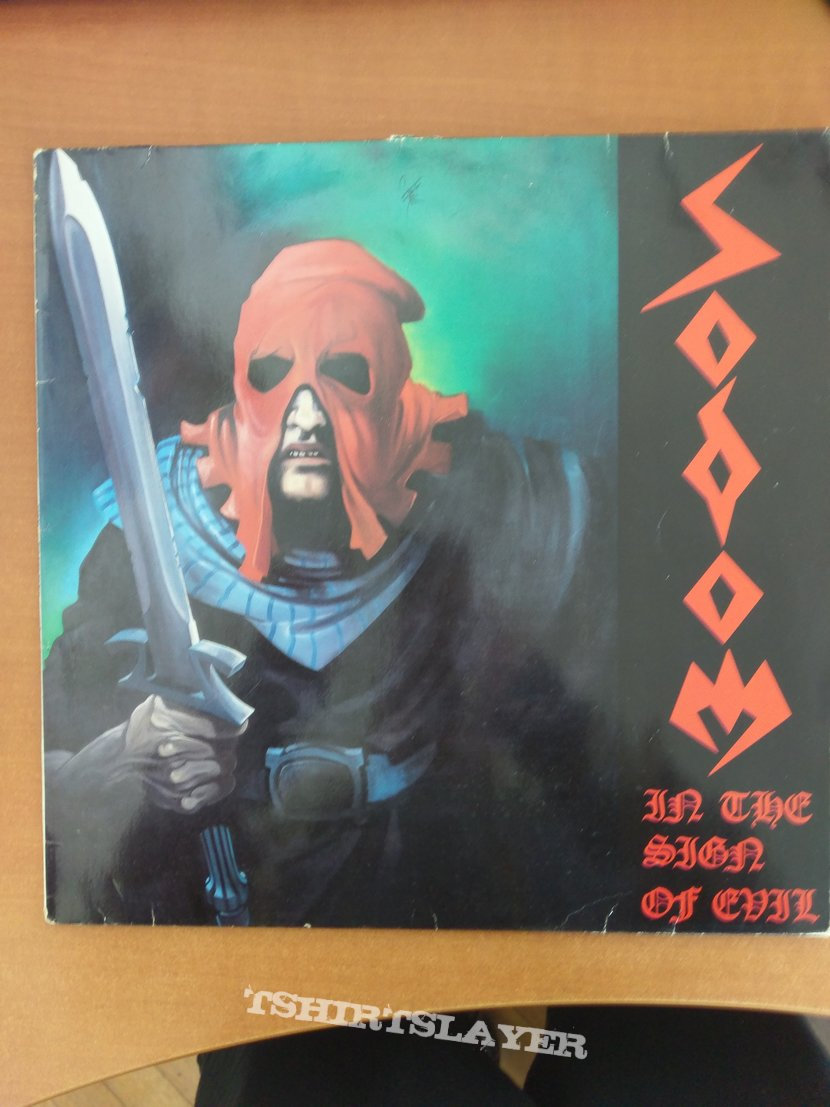 """Sodom - In the sign of Evil 12"""""""