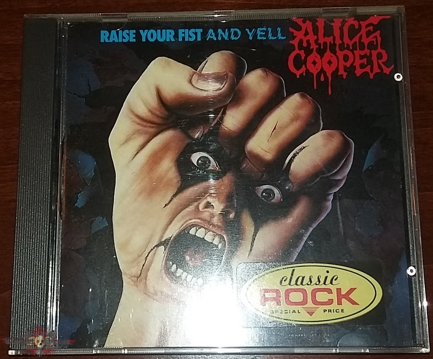 Alice Cooper - Rise Your Fist And Yell