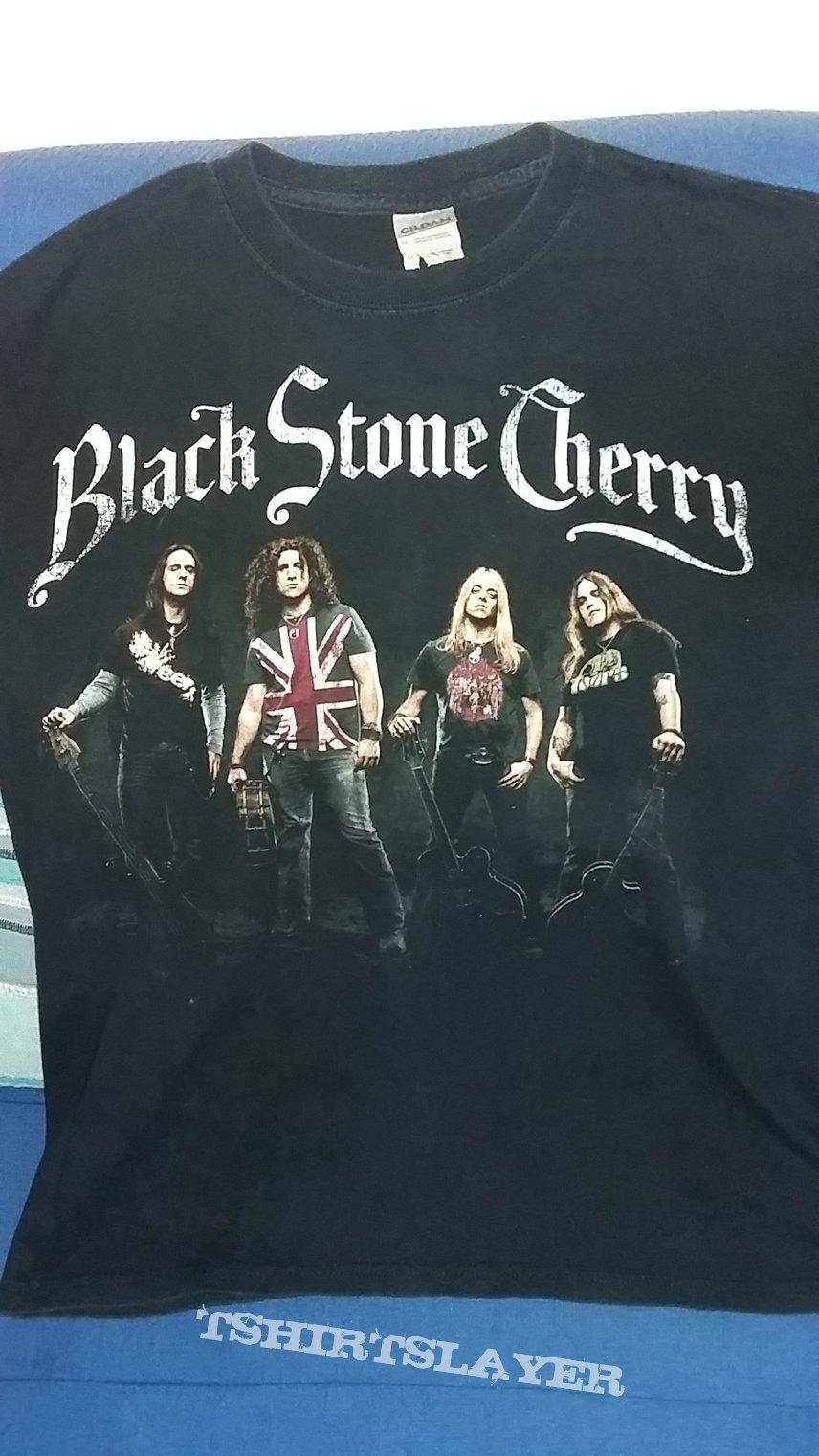 Black Stone Cherry - European Tour 2008