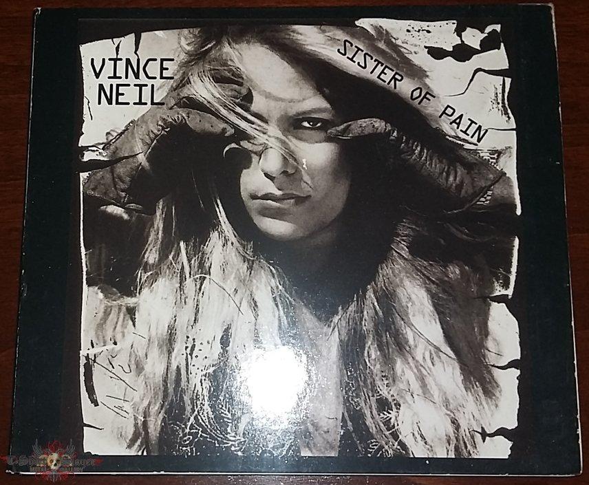 Vince Neil - Sister Of Pain CD Single