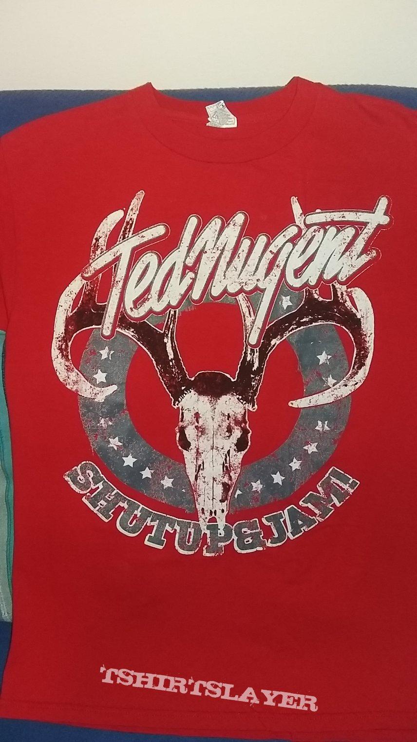 Ted Nugent - Shut Up & Jam Tour 2014