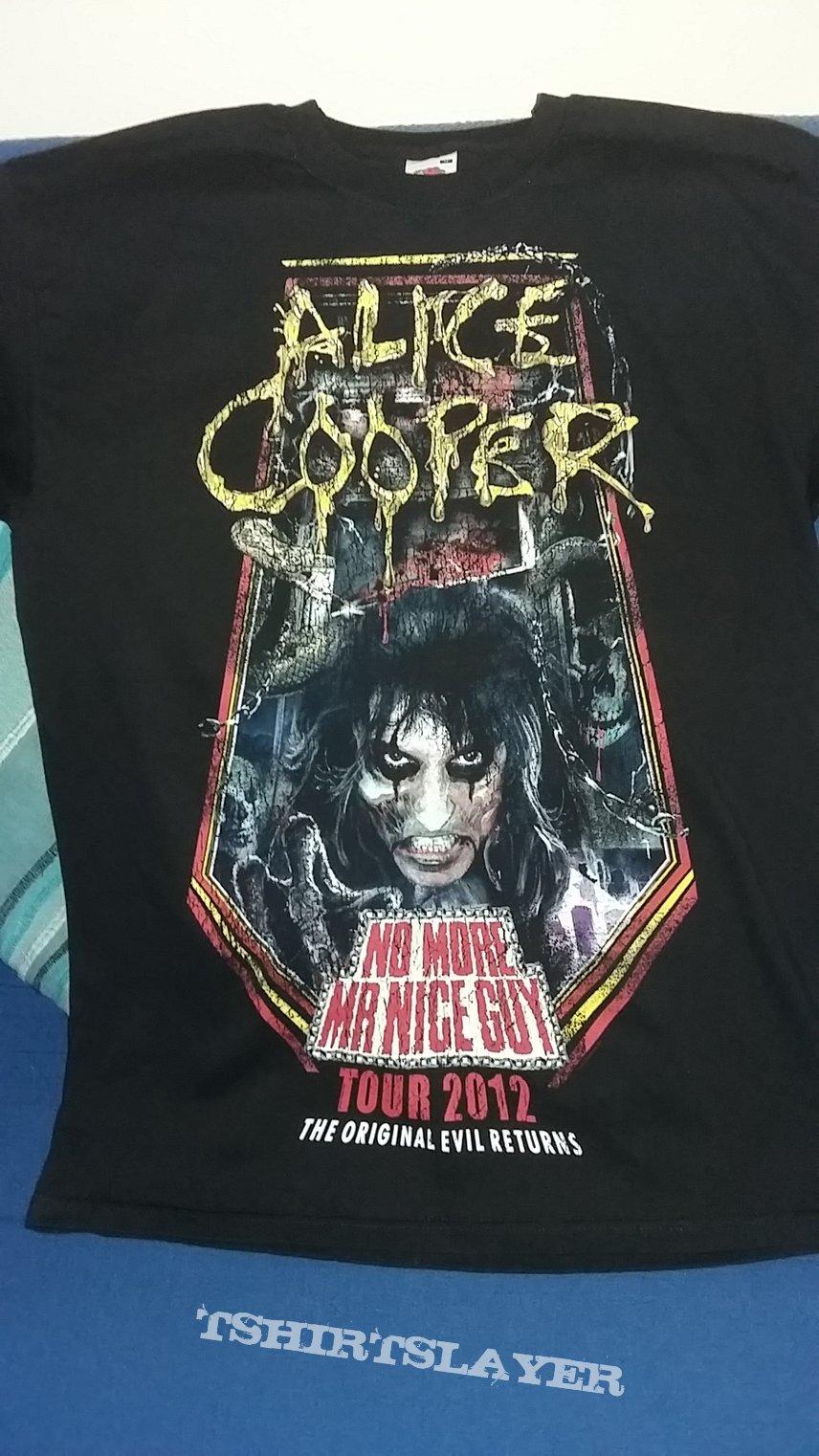 Alice Cooper - No More Mr. Nice Guy Tour - 2012