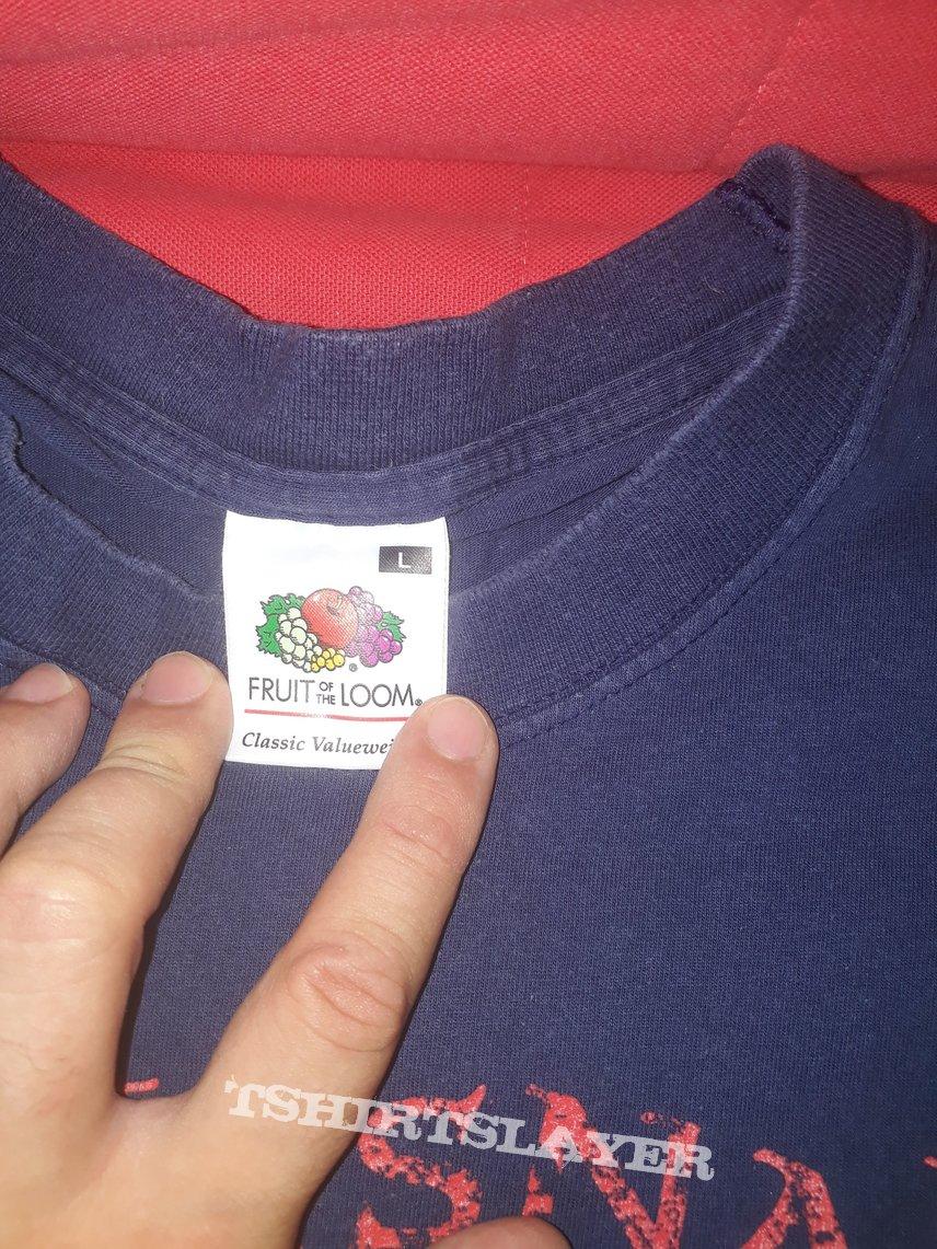 Official Whitesnake Shirt