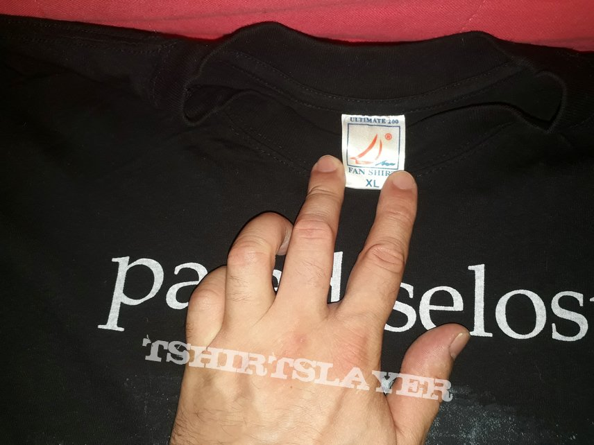 Official Paradise Lost Shirt