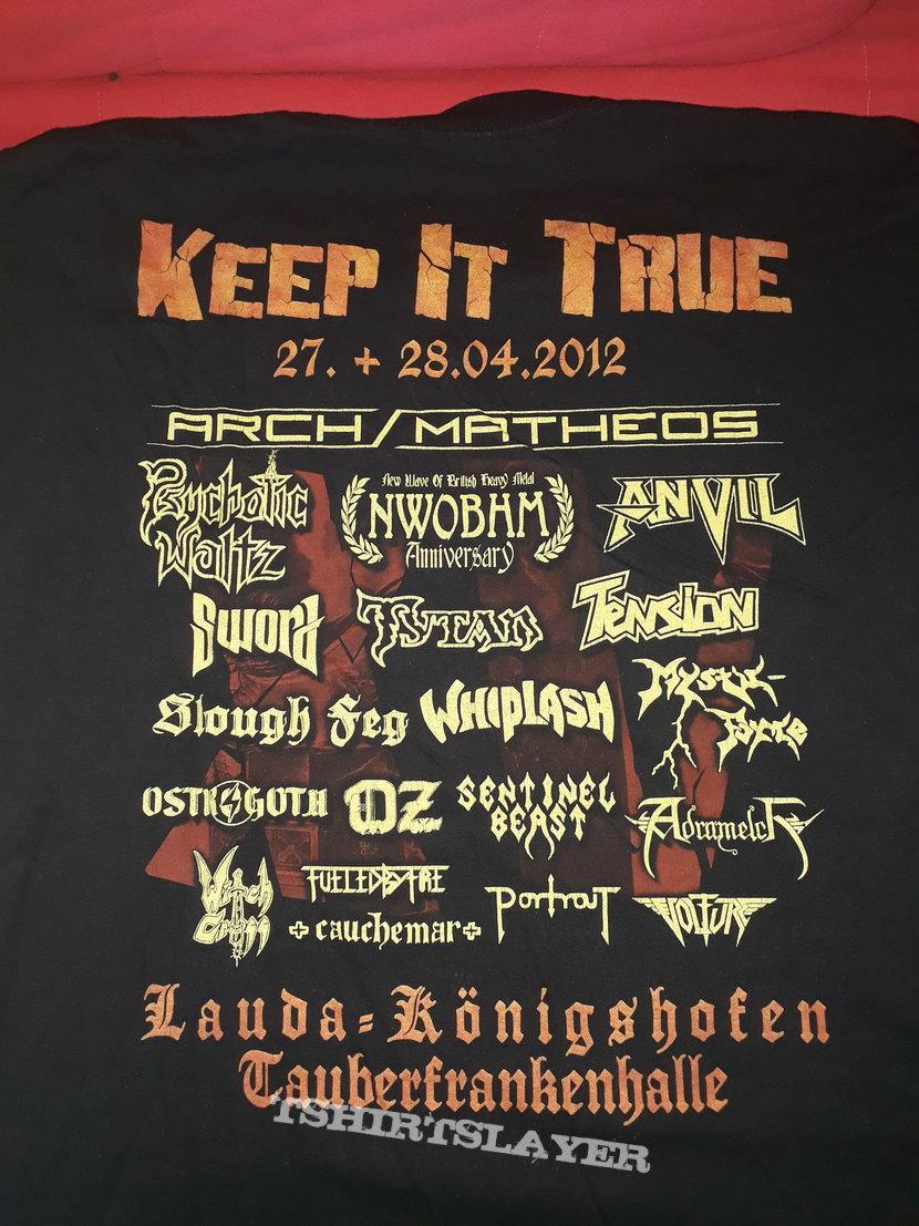 Keep It True XV shirt