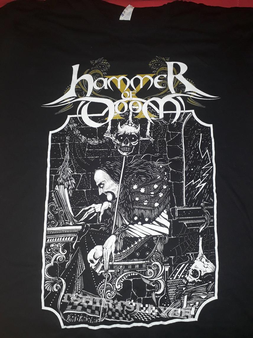 Hammer of Doom Festival shirt