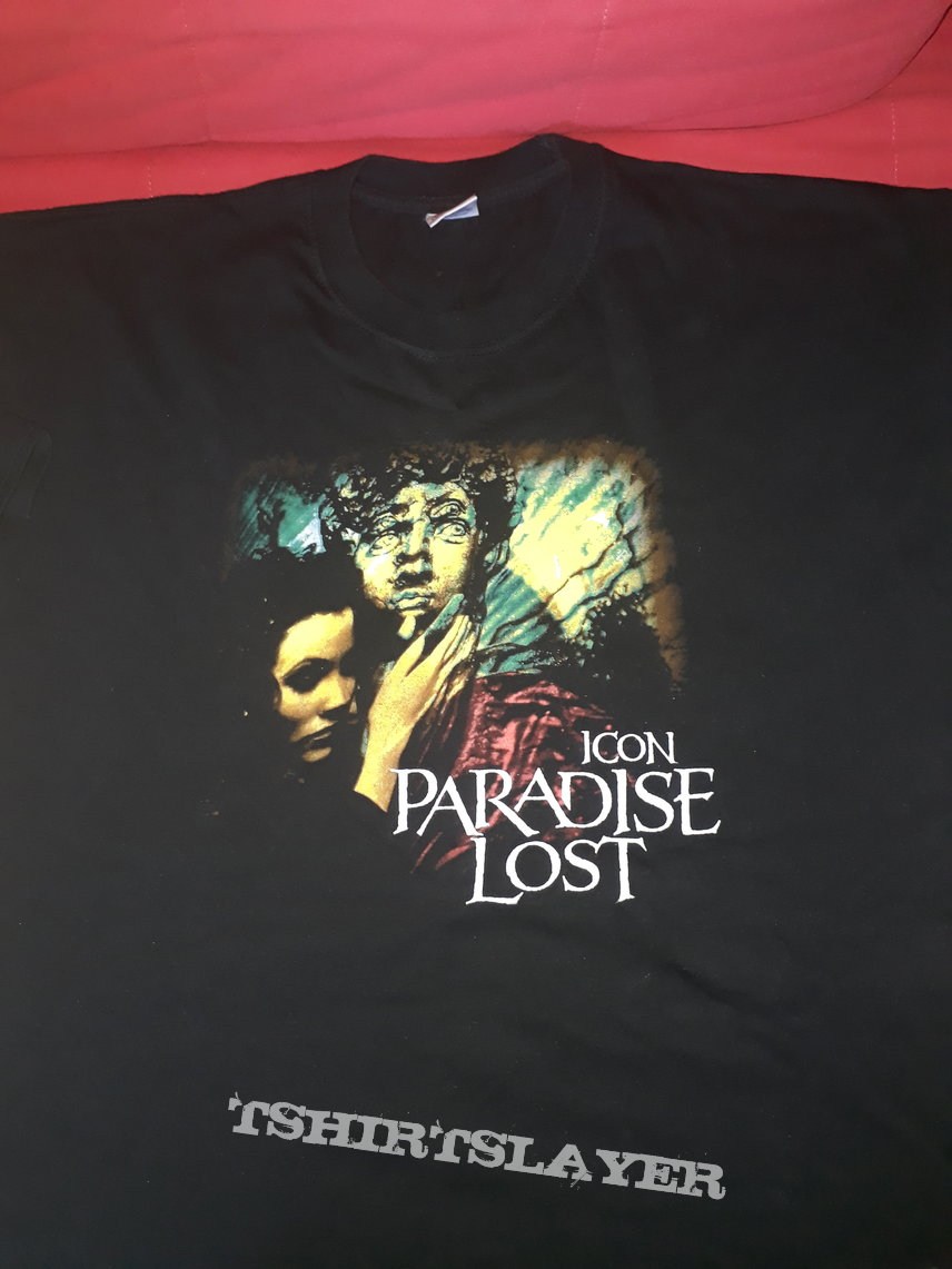 Official Paradise Lost Icon Shirt