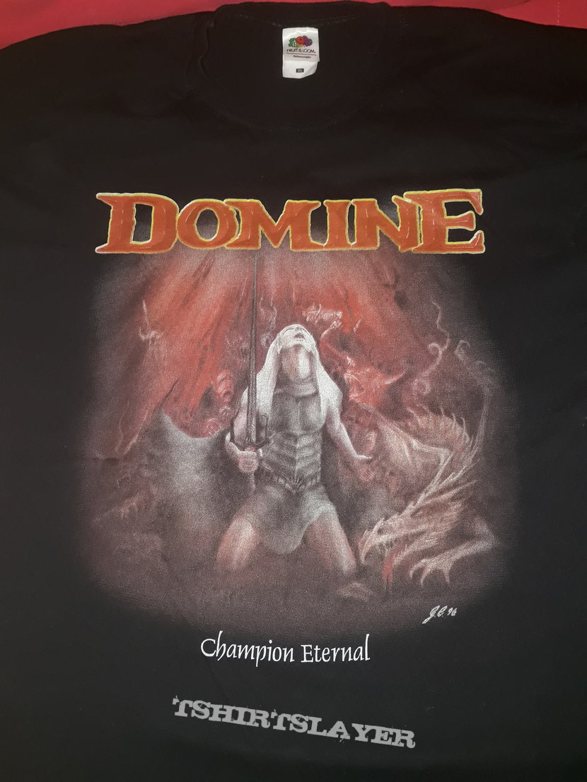 Official Domine shirt