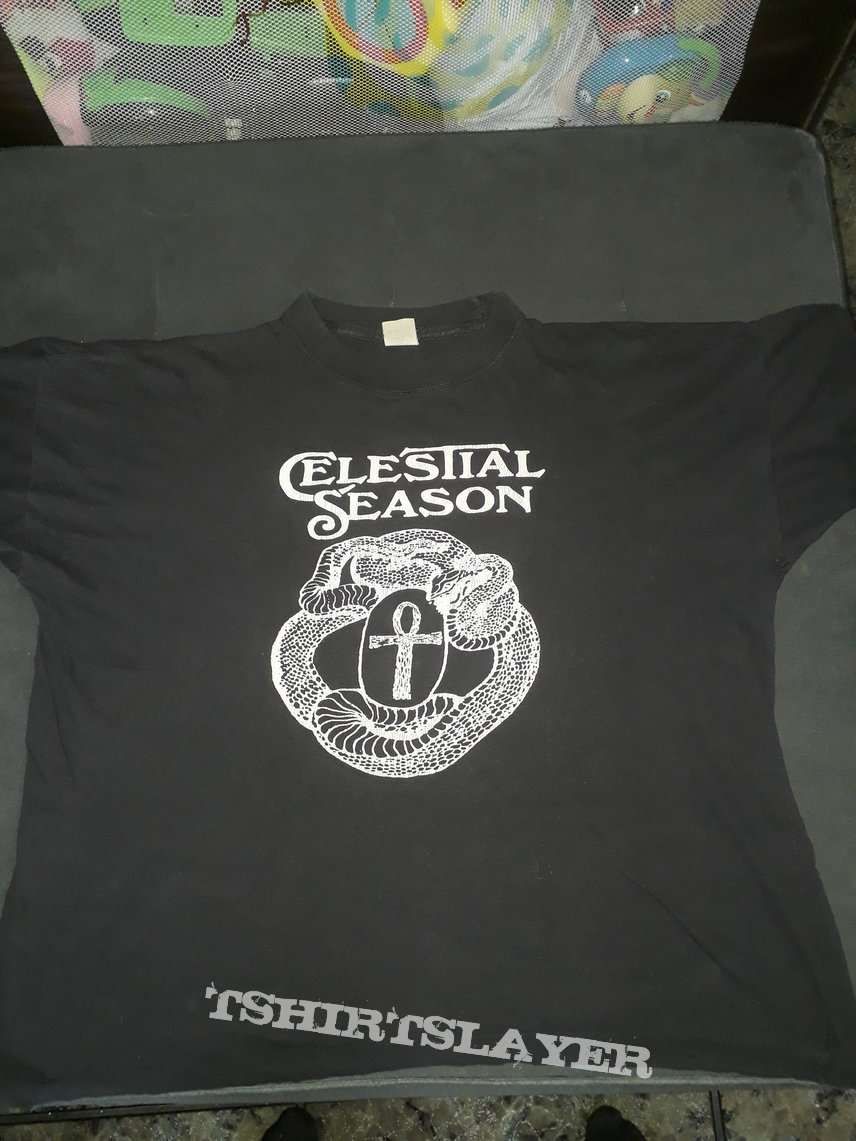 Org 1992 Celestial Season demo shirt